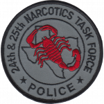 24th & 25th Judicial District Narcotics Task Force, TX