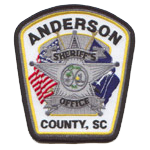 Anderson County Sheriff's Office, SC