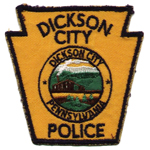 Dickson City Police Department, PA