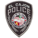 El Cajon Police Department, CA