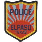El Paso Police Department, TX