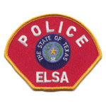 Elsa Police Department, TX