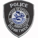 Epsom Police Department, New Hampshire