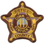 Estill County Sheriff's Department, KY