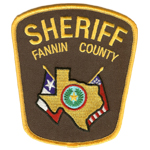 Fannin County Sheriff's Office, TX