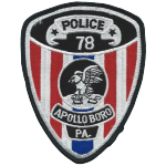 Apollo Borough Police Department, PA