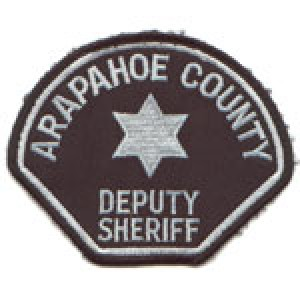 Arapahoe County Sheriff Badge
