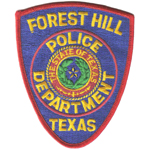 Forest Hill Police Department, TX
