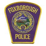Foxborough Police Department, MA