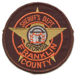 Franklin County Sheriff's Office, GA