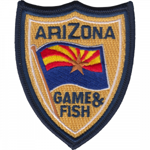 Wildlife officer estevan ortiz escobedo arizona for Department of fish and game