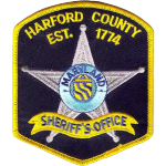 Harford County Sheriff's Office, MD