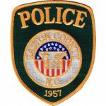 Gaston County Police Department, NC
