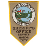 Giles County Sheriff's Office, VA