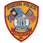 Gordon Police Department, GA