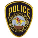 Gothenburg Police Department, Nebraska