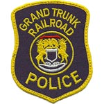 Grand Trunk Railroad Police Department, RR