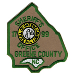 Greene County Sheriff's Office, NC