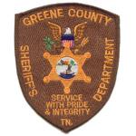 Greene County Sheriff's Office, TN
