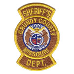 Grundy County Sheriff's Department, MO
