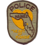 Haines City Police Department, FL