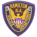 Hamilton Police Department, AL