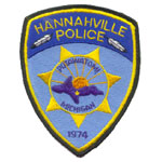 Hannahville Tribal Police Department, TR