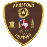 Hansford County Sheriff's Office, TX