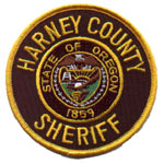 Harney County Sheriff's Department, OR