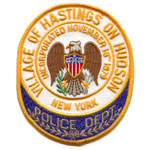 Hastings on Hudson Police Department, NY
