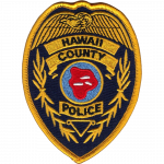 Hawaii County Police Department, HI