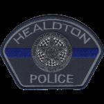 Healdton Police Department, OK
