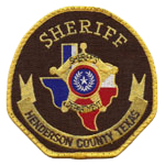 Henderson County Sheriff's Department, TX