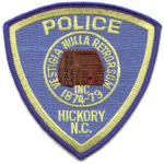 Hickory Police Department, NC