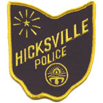 Hicksville Police Department, OH