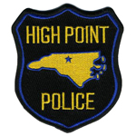 High Point Police Department, NC