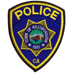 Hillsborough Police Department, CA