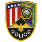 Athens Police Department, AL