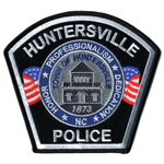 Huntersville Police Department, NC