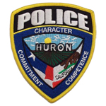 Huron Police Department, CA