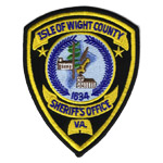 Isle of Wight County Sheriff's Office, VA