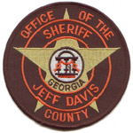 Jeff Davis County Sheriff's Office, GA