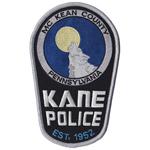 Kane Borough Police Department, PA