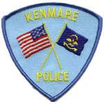 Kenmare Police Department, ND