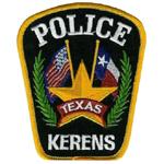 Kerens Police Department, TX