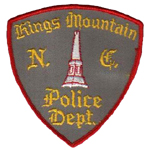 Kings Mountain Police Department, NC