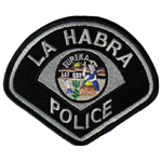 La Habra Police Department, CA