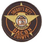 Bacon County Sheriff's Office, GA