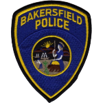 Bakersfield Police Department, CA
