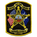 Laurens County Sheriff's Office, SC